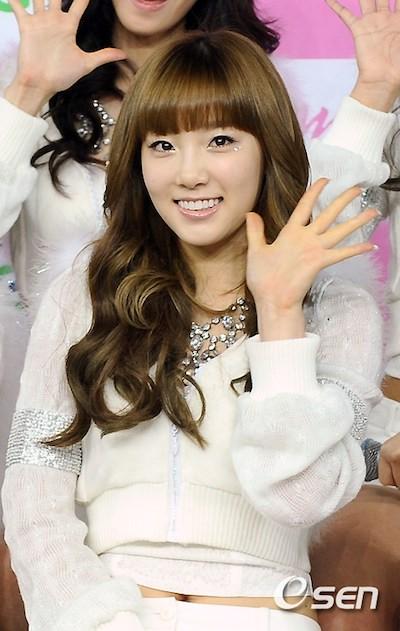Tu top 9 de..belleza!♥ 20100812_taeyeon
